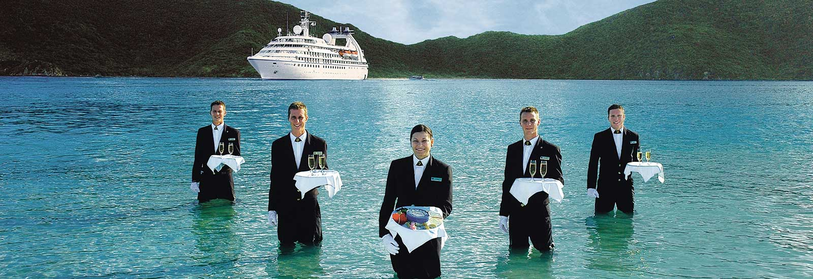 Free Luxury Cruises