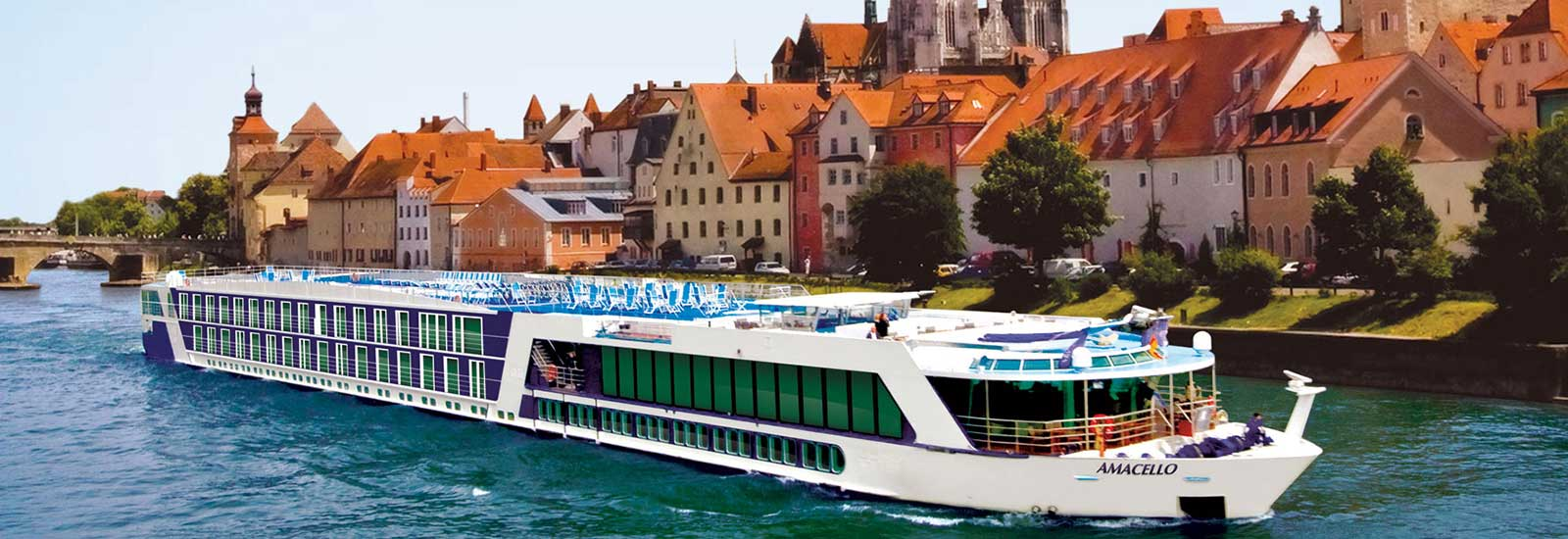 Free Luxury River Cruises